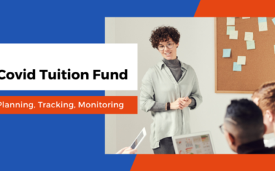 Tracking and managing the 16-19 Covid Tuition Fund